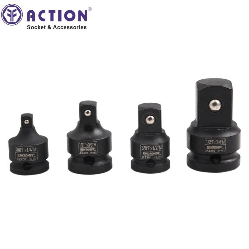 """ACTION 1 1/2"""" Heavy Duty Impact Adapter Socket"""