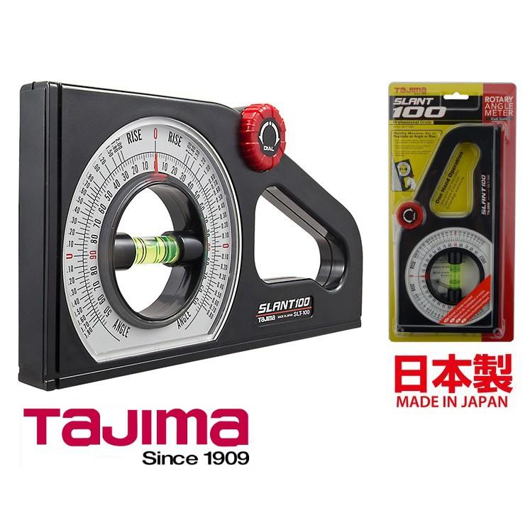 Tajima Slant 100 Water Level Rotary Angle Meter Protractor