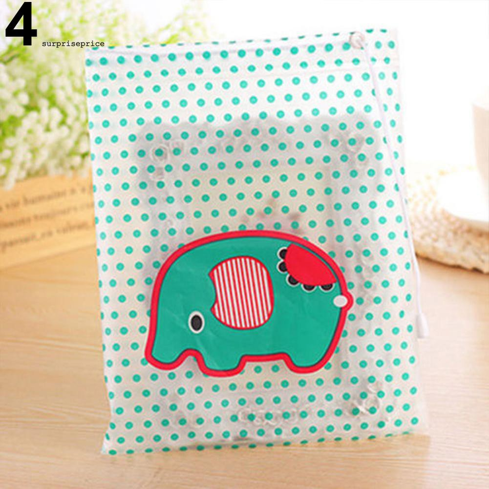 fa2f2e1b09a3 👏SPP👍Animal Waterproof Travel Cosmetic Bag Makeup Pouch Toiletry ...