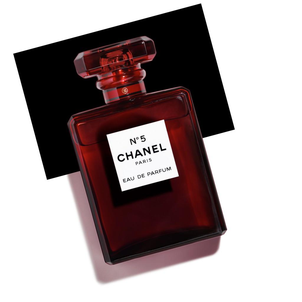 e70e5fa9 Chanel No5 Leau Limited Edition Red 100ml for women