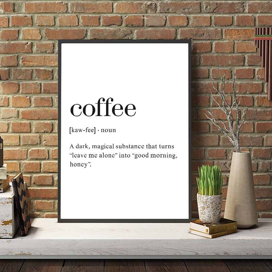 Motivational inspirational quote positive life poster picture print wall art 366