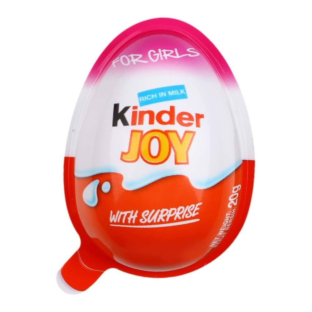Kinder Joy For Girls (20g x 2)