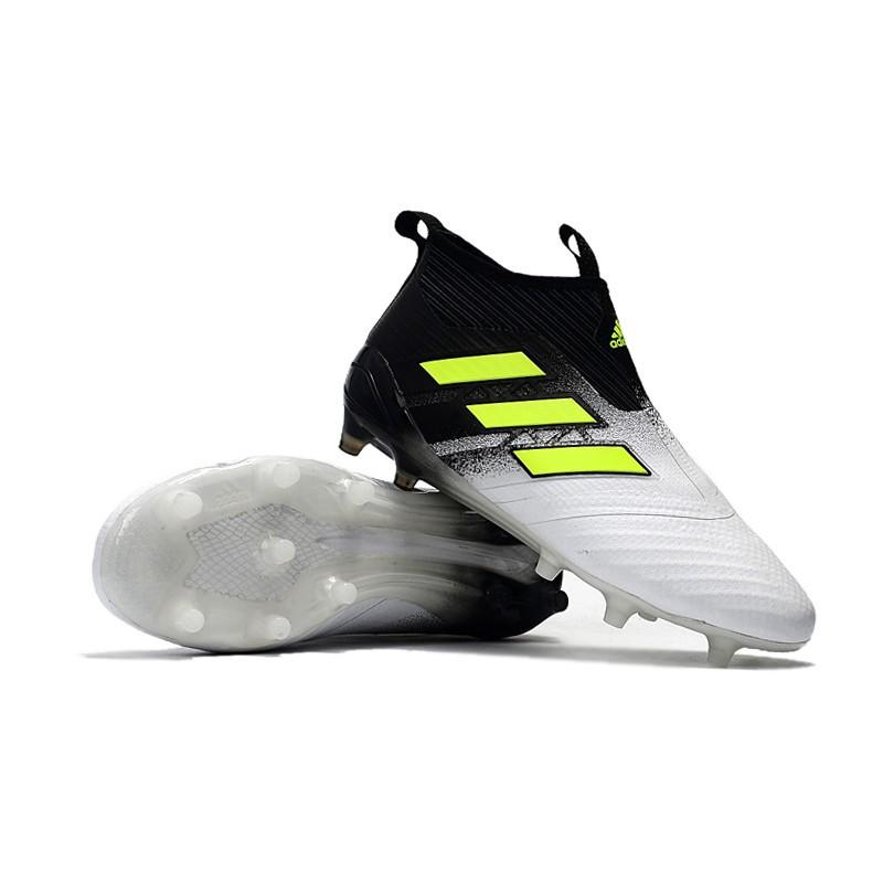 Original Adidas 16.1 Purecontrol Soccer Shoes Football Boots White Black  Fustal  bc13cc409