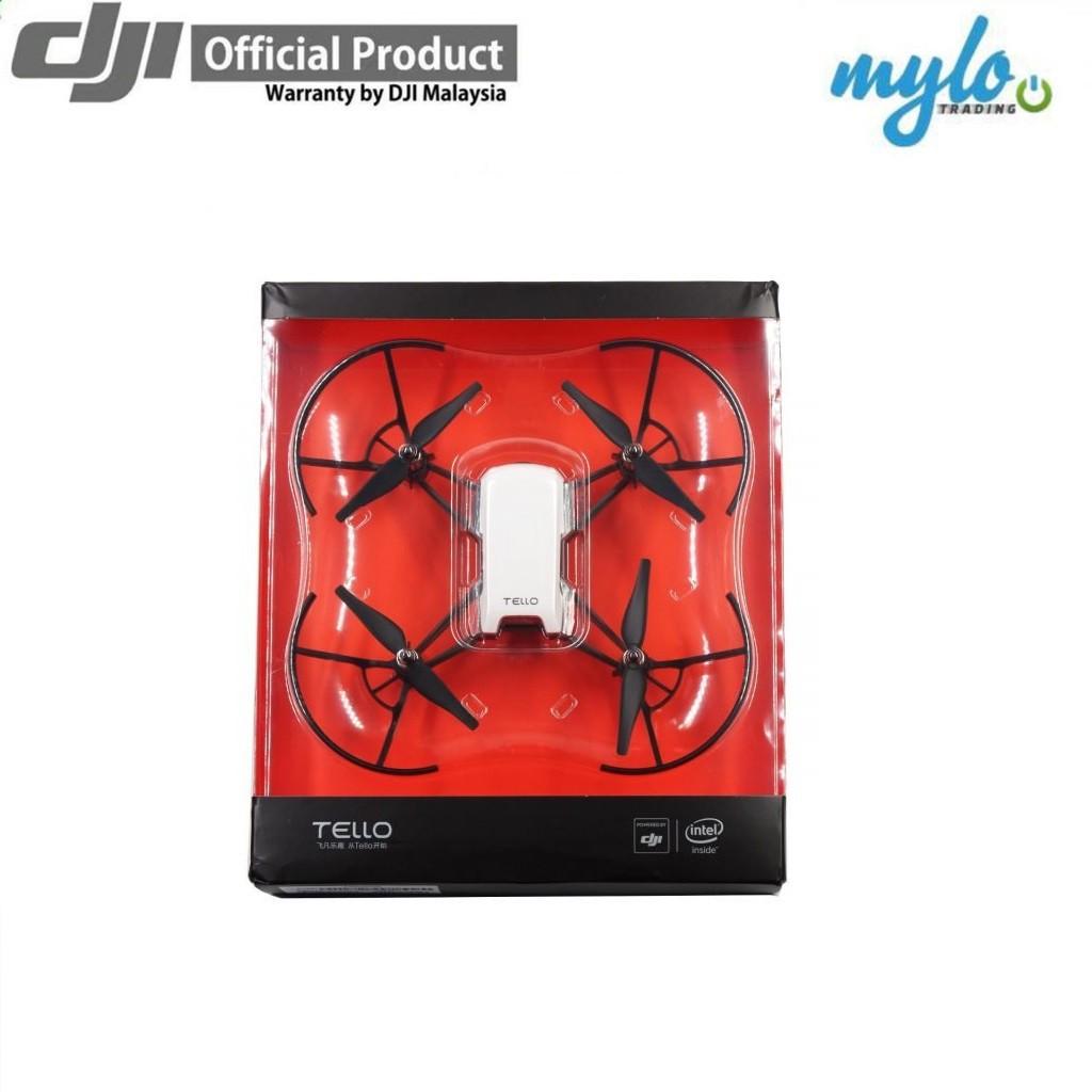 DJI Ryze Tech Tello Quadcopter ( ECS ORIGINAL DISTRIBUTOR WARRANTY )