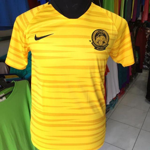 Jersi Malaysia 2019 Jersey Home Nike Ready Stock Shopee Malaysia