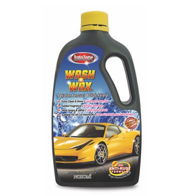 AutoZone Wash and Wax 1 liter