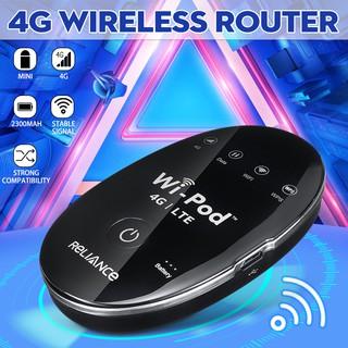 4G LTE Mobile WiFi Wireless Pocket Hotspot Portable Router Modem