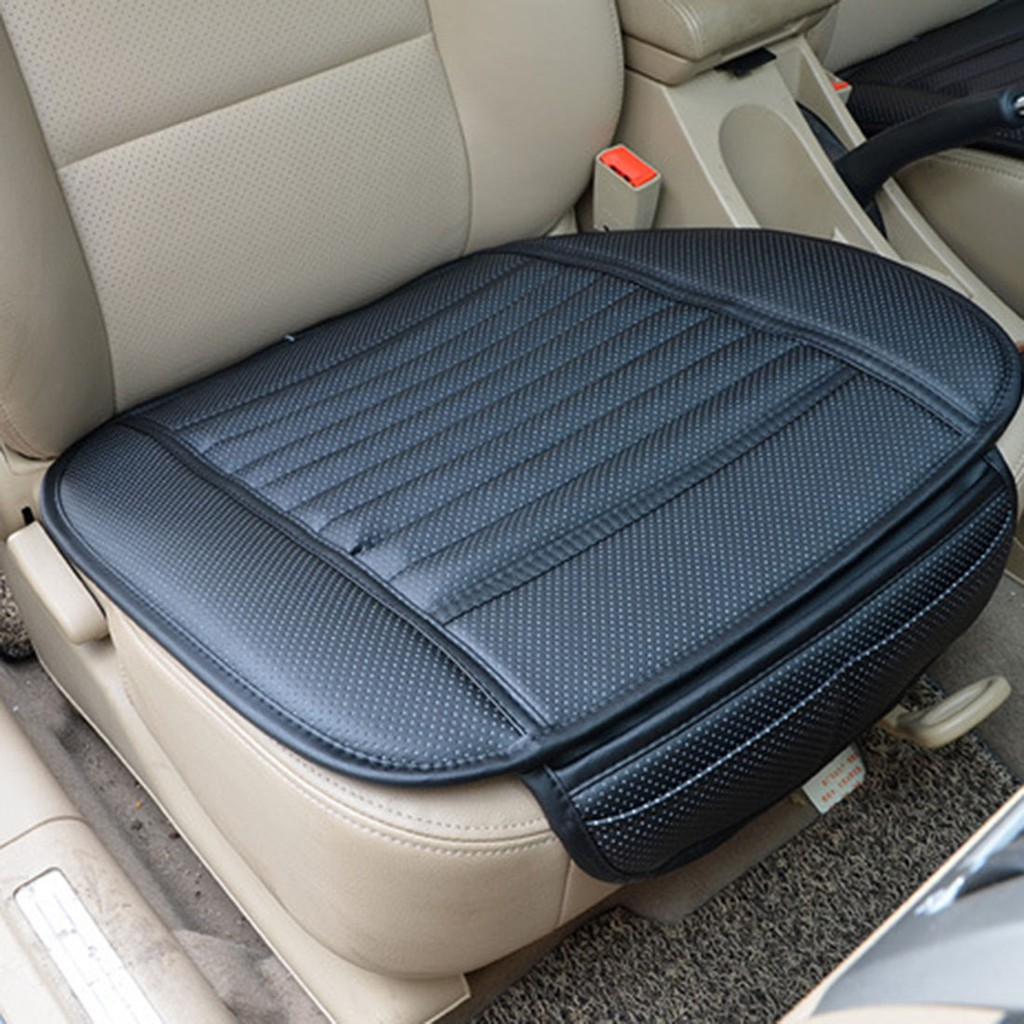 Bamboo Charcoal Breathable Car Seat Cushion Cover Pad Mat