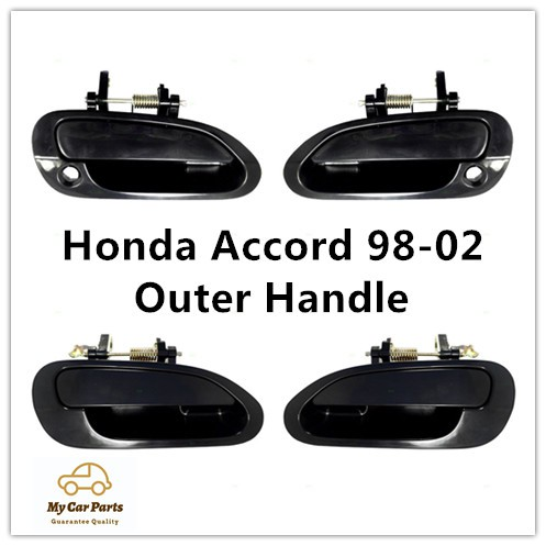 Honda Accord S84 99 02 Outer Door Handle Shopee Malaysia