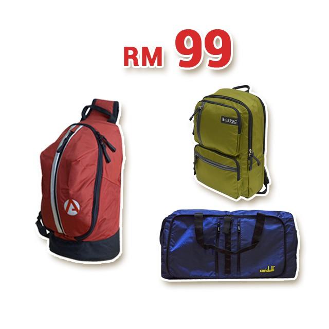 Multipurpose Outdoor Sling Bag [ 1104 ]