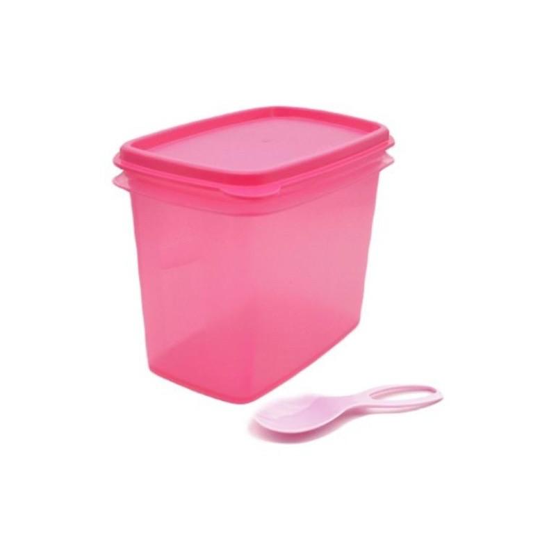 <PROMO>🌵Tupperware Shelf Saver with Spoon (1) 840ml