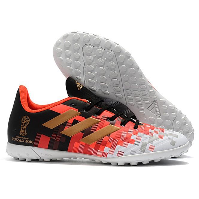 4280622479d adidas Predator Tango 18.4 TF lawn men's soccer football shoes