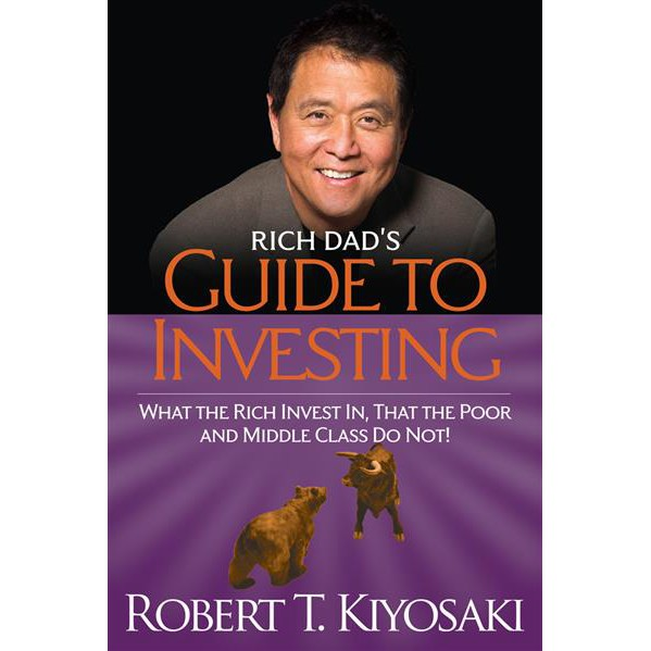 {eBook} Rich Dads Guide to Investing - What the Rich Invest in That the Poor and... by Robert T. Kiyosaki [ EPUB || PDF]
