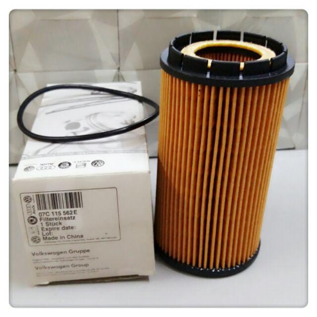 New Engine Oil Filter Audi/ Volkswagen OEM 07C115562E