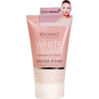 Beauty Buffet Scentio White Collagen Oil Contral Facial Foam 100g