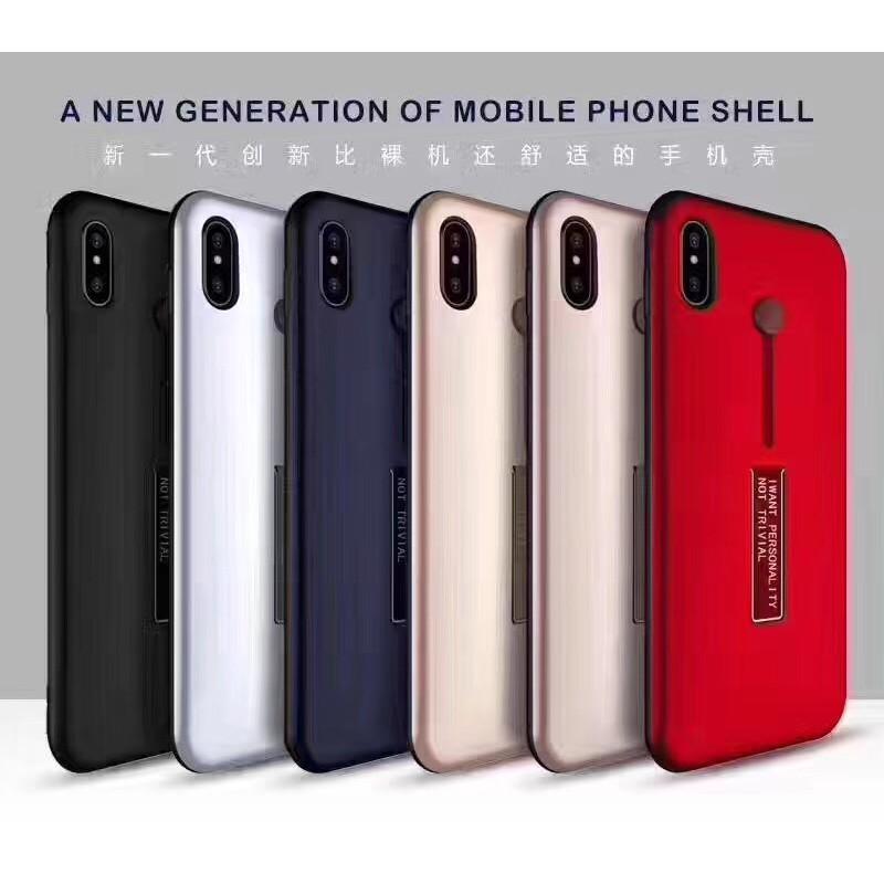 df3693b6cc6 Xiaomi Redmi Note 5 Note 5 Pro Redmi S2 Y2 Case Magnetic Finger Ring Soft  Cover
