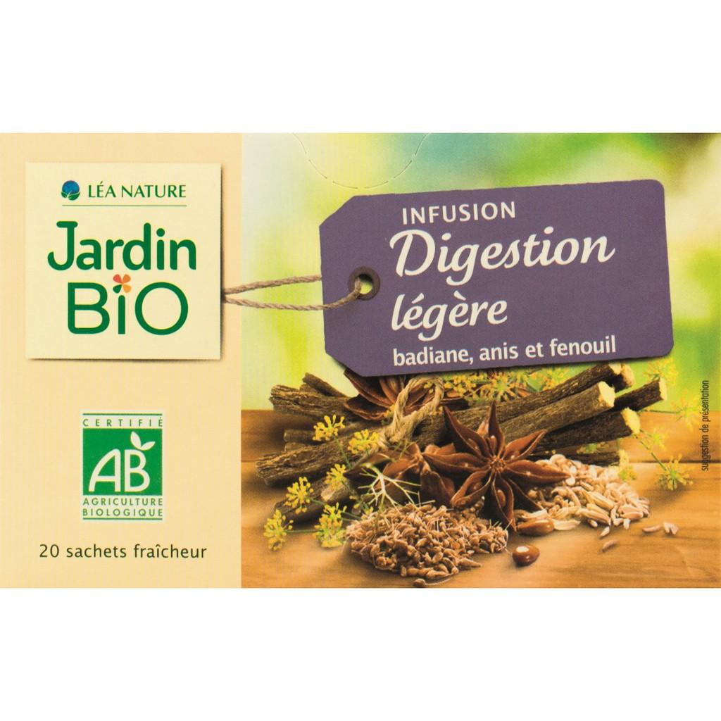 jardin bio mild digestion herbal tea 30g x 20 sachets shopee malaysia - Jardin Bio