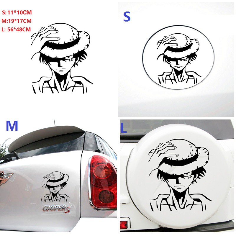 Exterior Accessories Car Stickers Dashing Car Styling Funny Monkey King With Gun Fashion Car Stickers Auto Tail Decals Quality 3m