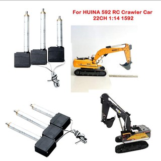 New 1//14 CAT 320D Sticker Set for Huina 550 15 Channel RC Excavator Amewi Decals