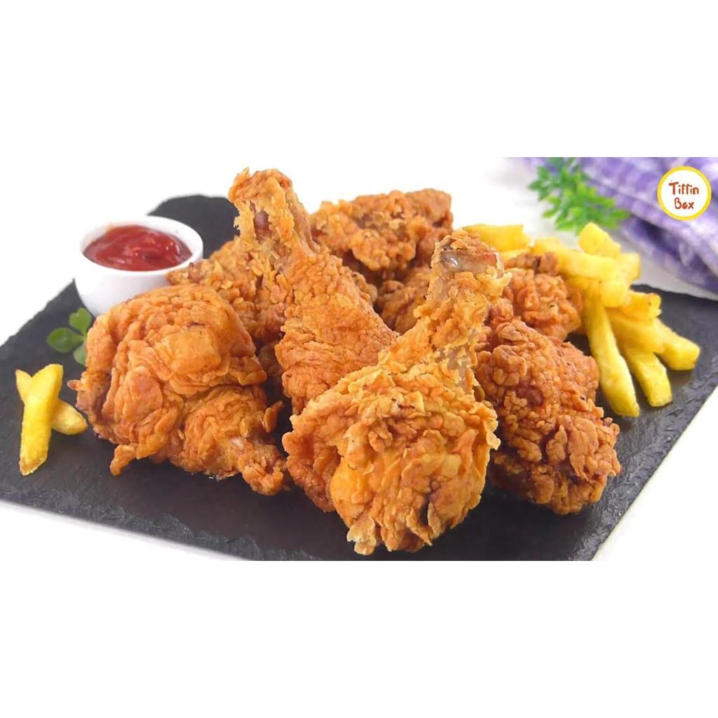 Ikan Brand Fried Chicken Flour Tepung Ayam Goreng Shopee Malaysia