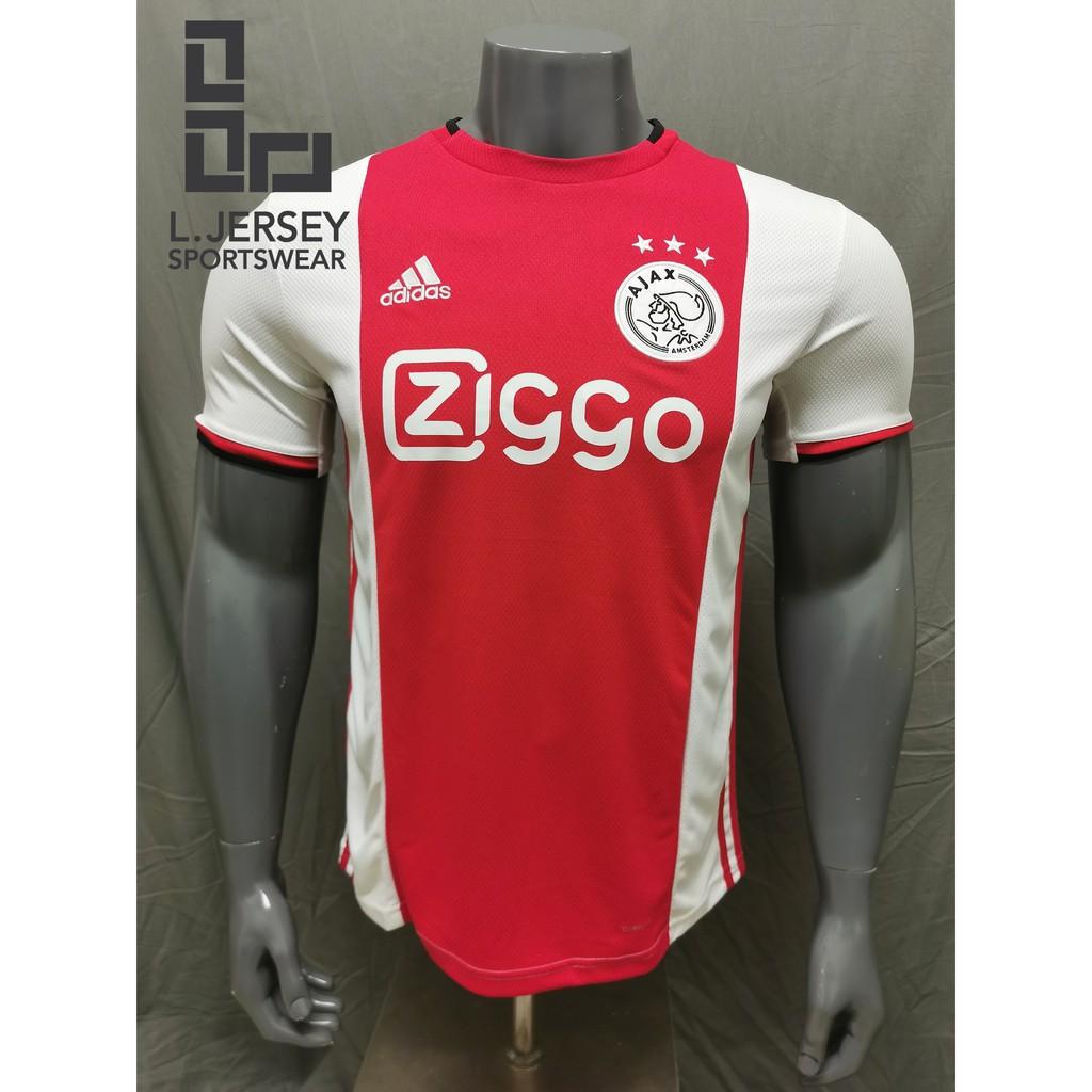 Ajax Men Home Season 19/20 CLIMALITE Fans Jersey