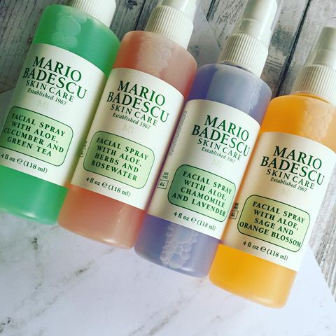 Ready Stock Mario Badescu Facial Spray 1 Bottle 118ml