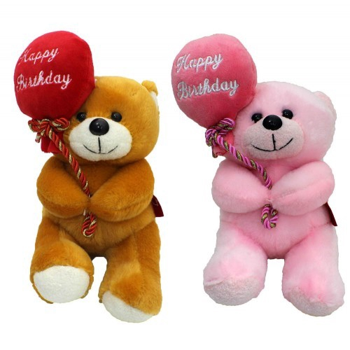 Sunbear Stuffed Animal, Sun Bear Happy Birthday Gift Bear Soft Toy 20cm Shopee Malaysia
