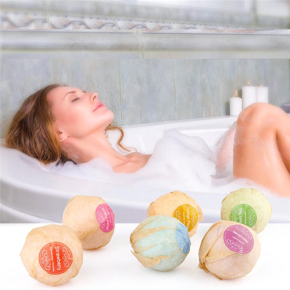 da09695ec Organic Bath Bombs Bubble Bath Salts Ball Essential Oil Handmade SPA  Stress🍀 | Shopee Malaysia