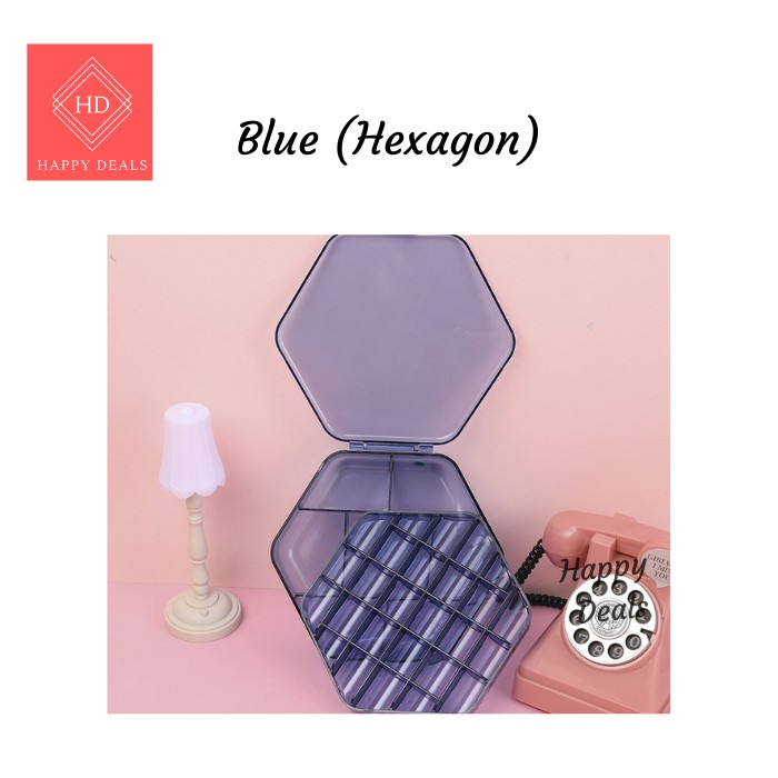 Mini jewellery storage box portable travel small jewelry box Accesories Organizer box jewelery for necklace ring earring