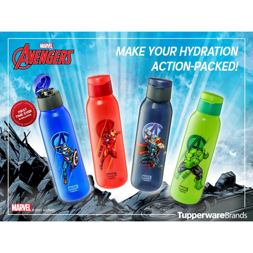 Tupperware Avengers Eco Bottle 750ml