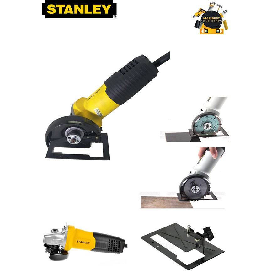 STANLEY ANGLE GRINDER WITH CUTTING STAND