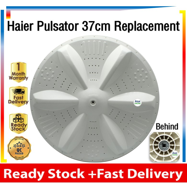 Pulsator HAIER Replacement Diameter 37cm Washing Machine Spare Parts