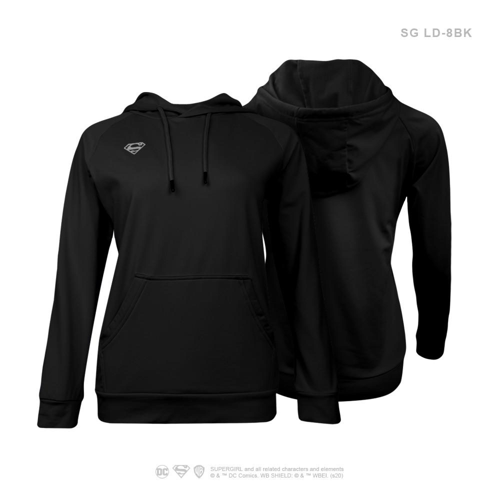 SUPER GIRL Sport Sweater Hoody LD-8