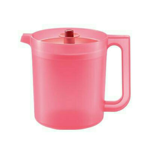 Tupperware Royal Red Small Pitcher 1.4L