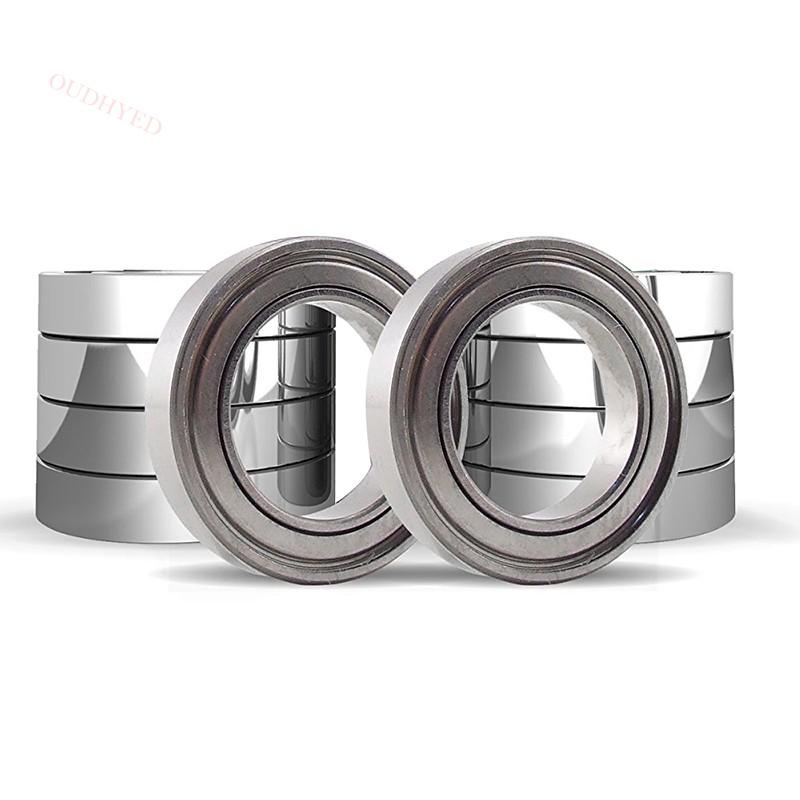 "Rubber Sealed Ball Bearing Bearings R166 3//16/"" x 3//8/"" x 1//8/"" R166-2RS 5 Pcs"