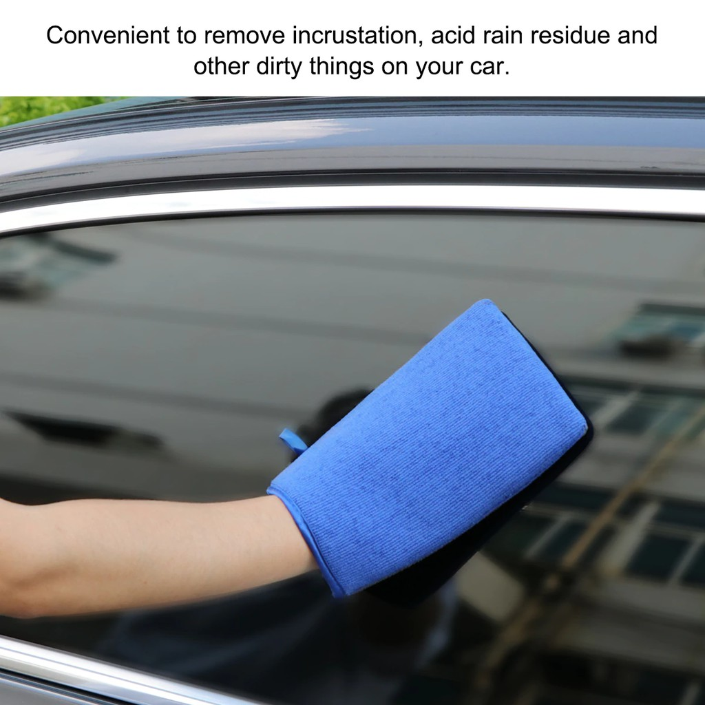 Auto Magic Clay Bar Mitt Glove Fine Grade Car Wash /& Polish Detailing Cleaner