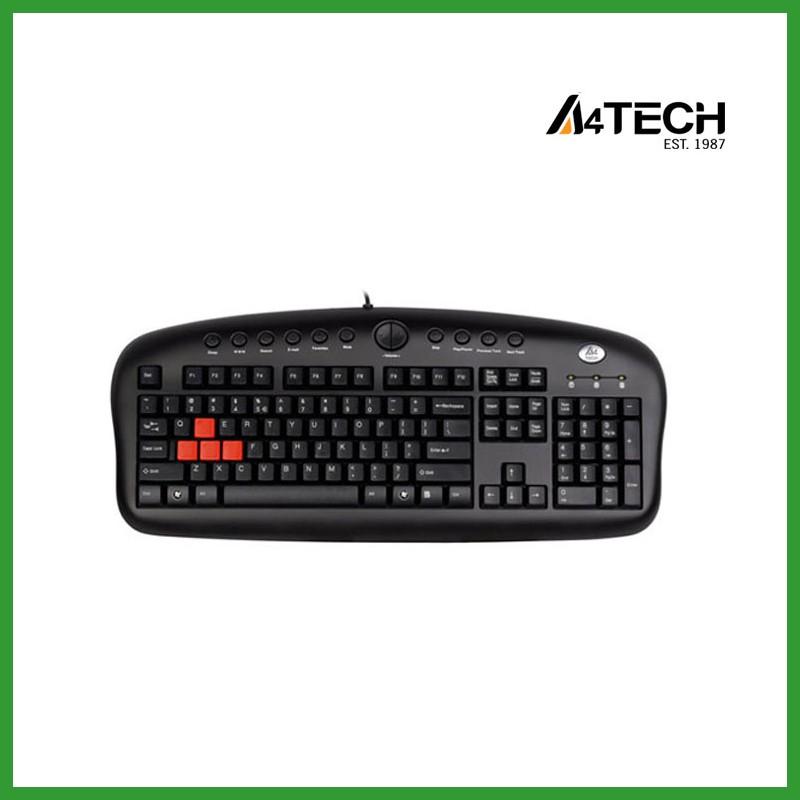 A4Tech KB-28G Gaming Keyboard (Black)