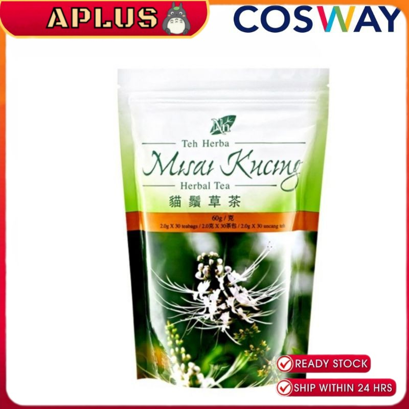 34264 Nn Misai Kucing Herbal Tea 30x2g