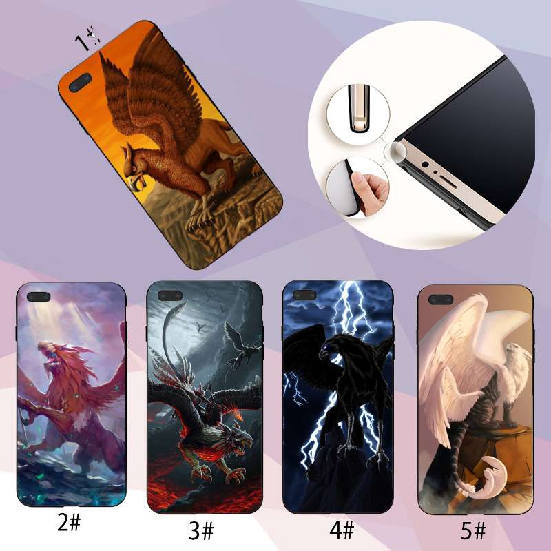 Gryphon Oppo A3s F1s F7 F5 F3 Case Soft Cover