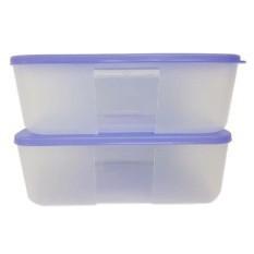Tupperware (2 pcs) 1.5 Liter Freezermate Medium II 1.5L (Freezer Mate)