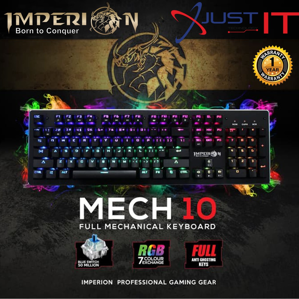 254f6a0c8d8 Gaming Keyboards Online Deals - Computer Accessories | Computer &  Accessories | Shopee Malaysia