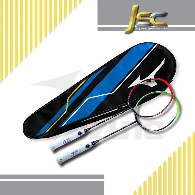 MIZUNO BADMINTON RACKET ( CARBO PRO 811 & CARBO PRO 813 ) FREE COVER ONLY!!!  100% AUTHENTIC1!!!!