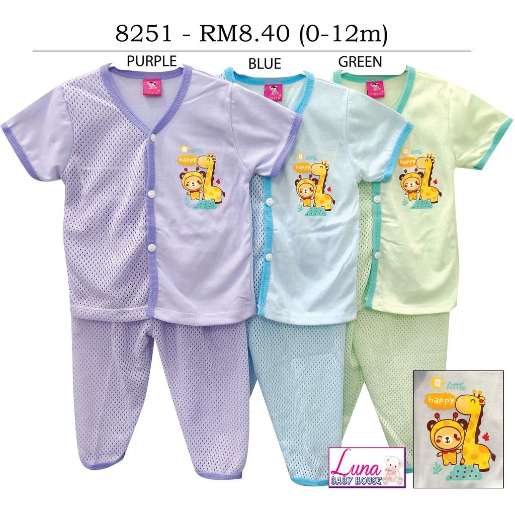 caldocaey Infant Baby Boys Bodysuit Short-Sleeve Onesie Heart Pattern Print Jumpsuit Autumn Pajamas