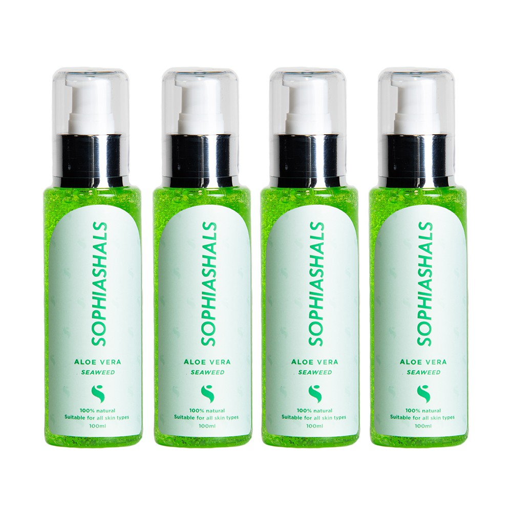SophiaShals Soothing Plus - Aloe Vera and Seaweed 110ml