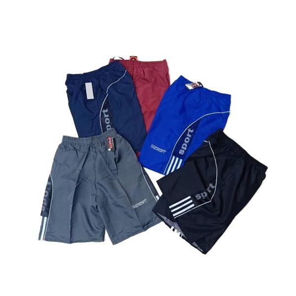 SPORT กางเกงขาสั้นผ้าร่ม กางเกงขาสั้น ลาย SPORT ใส่สบาย  มีให้เลือกกว่า 7 สี ถูกที่สุด [อ่านรายละเอียดก่อนสั่งจ้า]