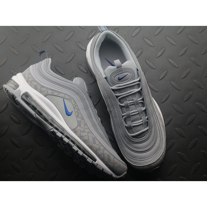 Details about Nike Air Max 97 Sz. 40 UK 6 Trainers Shoes BQ3165 001 Silver