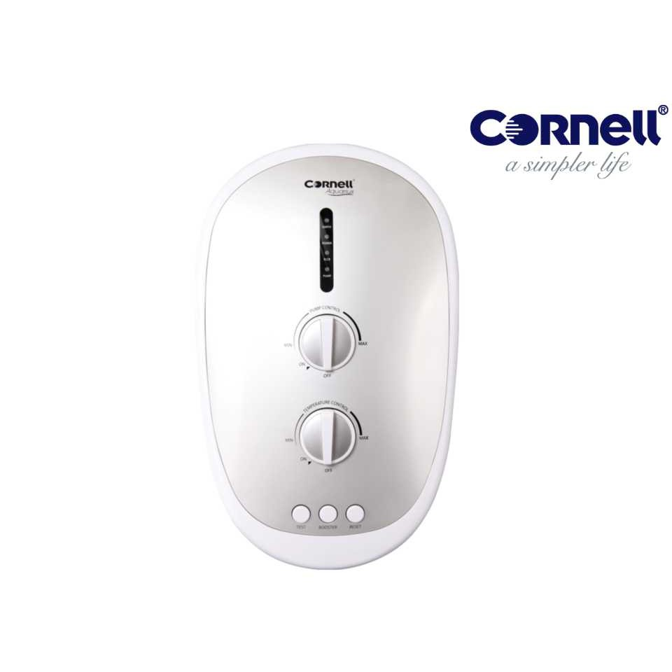 Cornell Instant Water Heater with AC Booster pump CIS-E362AC