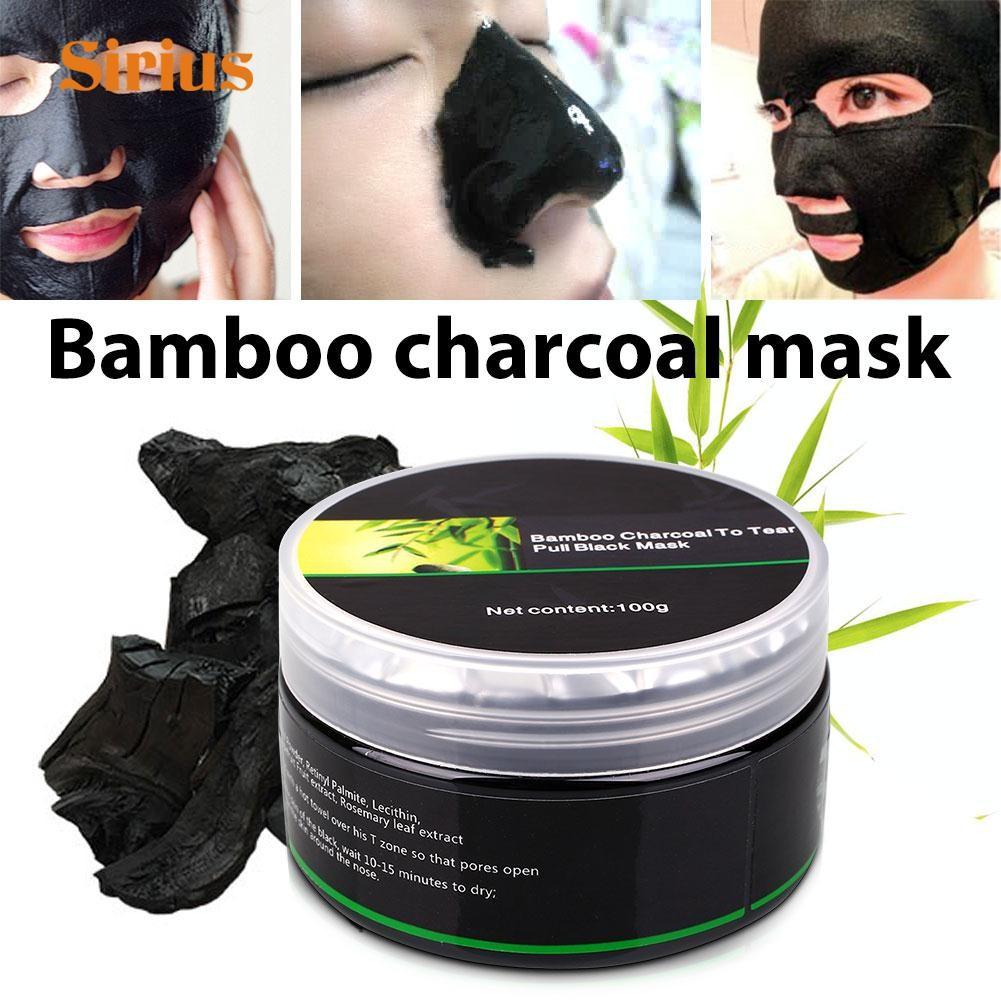 60ml Face Facial Care Mask Blackhead Remover Black Head Pores Masker Polar Cleanser Shopee Malaysia