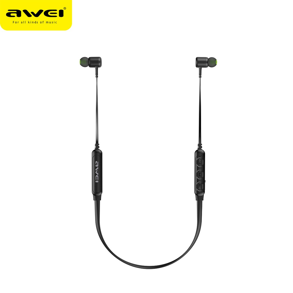 cbd40d77445 AWEI AK1 Magnetic Switch Bluetooth Headphones Sweatproof Sport Wireless  Earphone | Shopee Malaysia