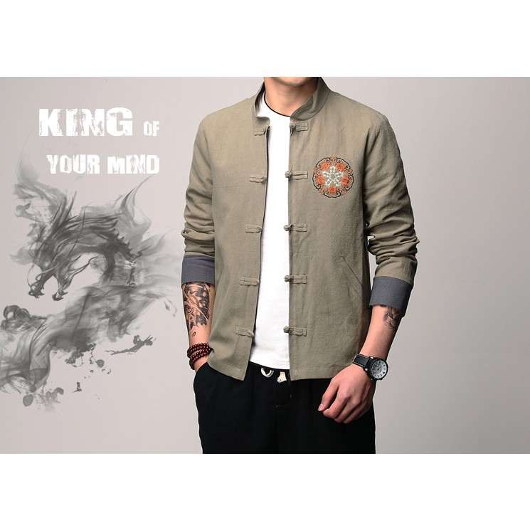2c3372e05 tang jacket - Men's Outerwear Prices and Promotions - Men's Clothing Dec  2018 | Shopee Malaysia